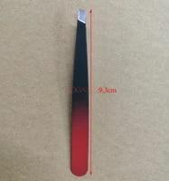 stainless steel eyebrow women small tweezer eyebrows tweezers makeup clip folder tweezer beauty tools for girl female