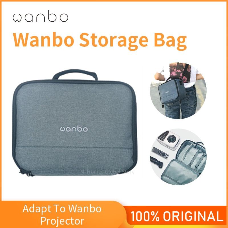 Wanbo T2 Max X1 Projectors Bag For Mini Projectors Portable Protective Storage Case Projector Access