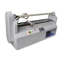 1 PC חשמלי רדיד נייר מכונת חיתוך חם רדיד נייר רול מכונת חיתוך ביול רדיד נייר קאטר