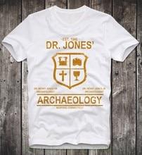 T-shirt Indiana Jones Indy Club Obi Wan Raider perdu arche Lao Che rétro Vintage Dr manches Harajuku hauts