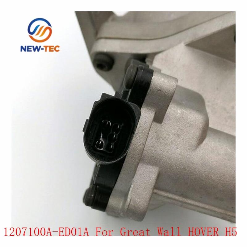 Válvula EGR 1207100A-ED01A para Great Wall V200 HAVAL HOVER H5 WINGLE 5 STEED 5 4D20 2.0L recirculación de gases de escape