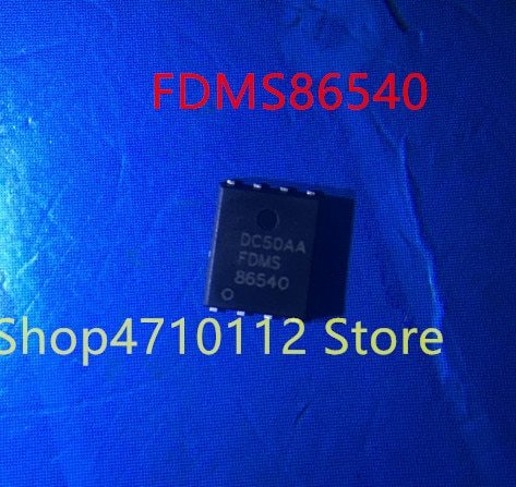 Free shipping NEW 10PCS/LOT FDMS86540 FDMS 86540 QFN-8