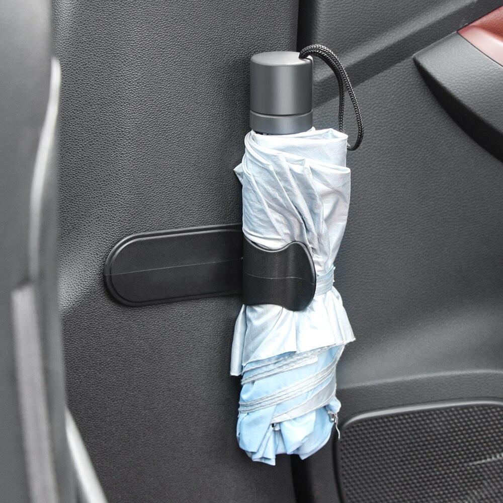 Gancho multifunción para paraguas de coche, Clip de gancho para BMW mini cooper r56, nevera Cooper JCW R55 F56 R57 R58 R59 R60 R61