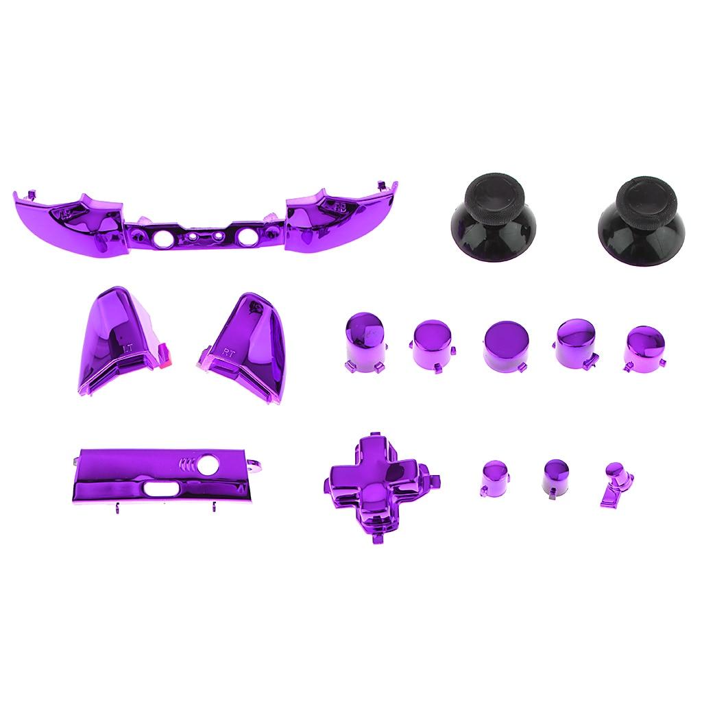 Botón de disparo de parachoques, DPad LB RB LT RT Mod, Kit para Xbox One, controladores delgados