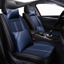 Housses de siège dauto universelles   Nouveau cuir pour Mercedes Benz GLK class GLK300 GLK260 X204