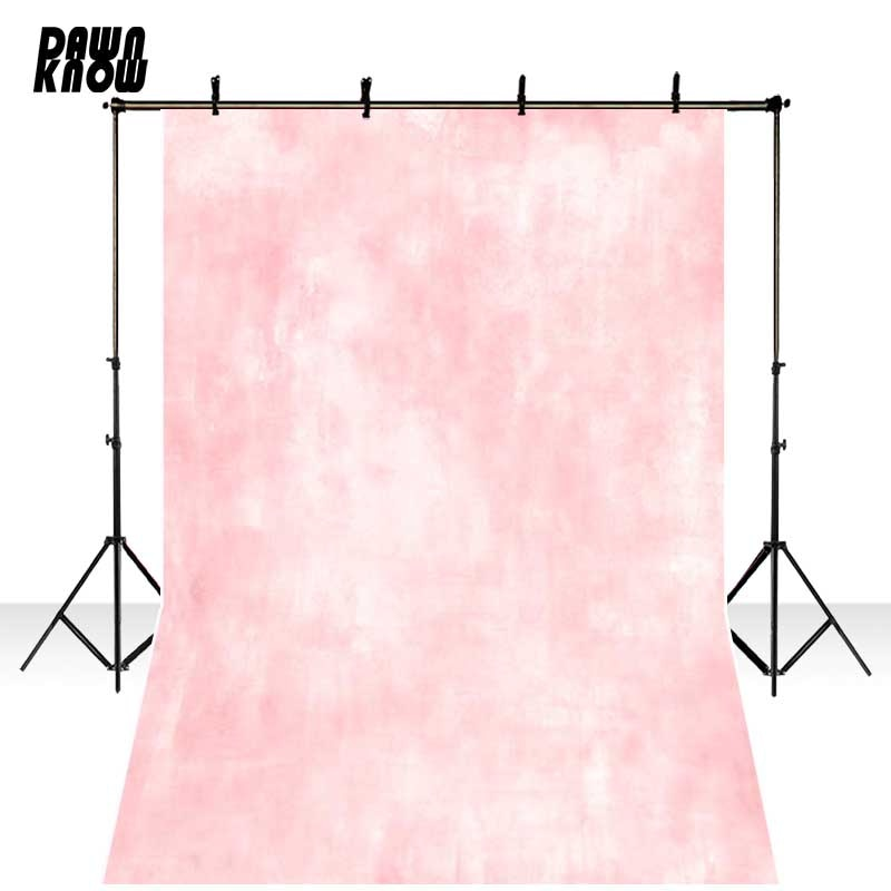 DAWNKNOW Uniquely Texture Vinyl Photography Backdrops For Wedding Pink Style Backgrounds For Children Photo Studio F1522