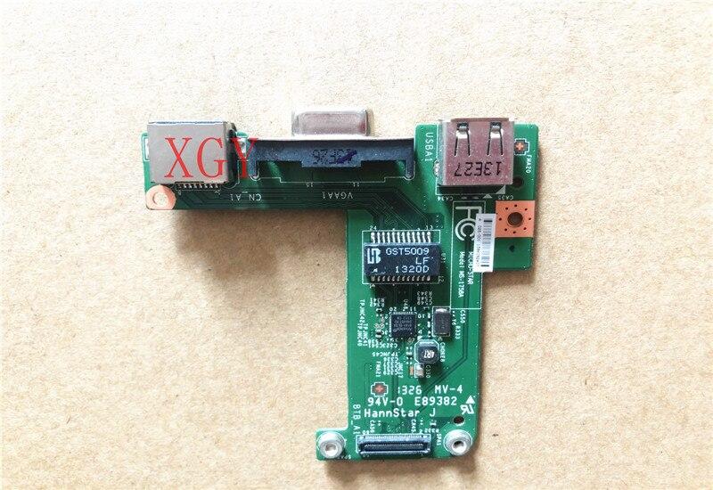 Original para MSI CX61 HD USB tarjeta de audio MS-16GB MS-16GBB VER; 3,0 100% prueba OK