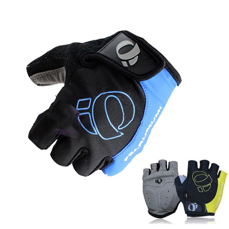 gloves men mountain bicycle gloves 3d gel pad bright green sport gloves with reflective half finger mtb bike gloves cycling 1 Pair Half Finger Cycling Bike Gloves Sport Gloves Men Women Bicycle Gym Fitness Gloves MTB Bike Gloves