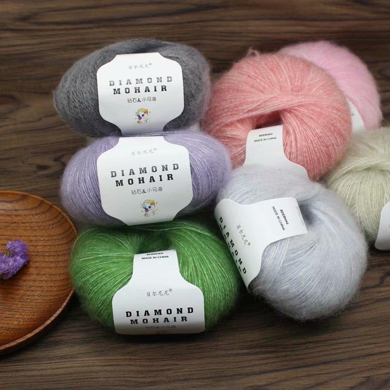 150 г = 6 штук, мохер, вязаный детский свитер, 0,9 мм, ilos para tejer dedelgado, кашемировая пряжа, шерсть