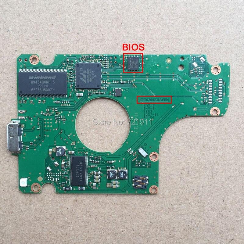 Hard Drive Parts PCB Board 100760718 REV B/C M8U R00 for Samsung 2.5 USB3.0 HDD Data Recovery ST1000LM025