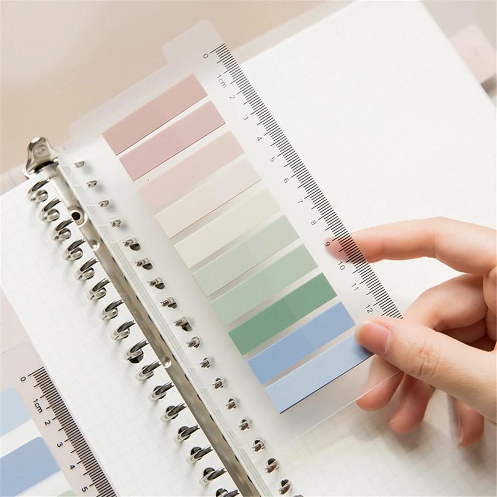 Pegatinas de planificador impermeables morandy Color para mascotas, marcador de índice, papelería,...