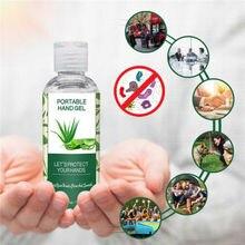 90ML alcool main Gel 75% tue 99% bactéries jetable Portable main nettoyage lavage Spray Auto intérieur nettoyant