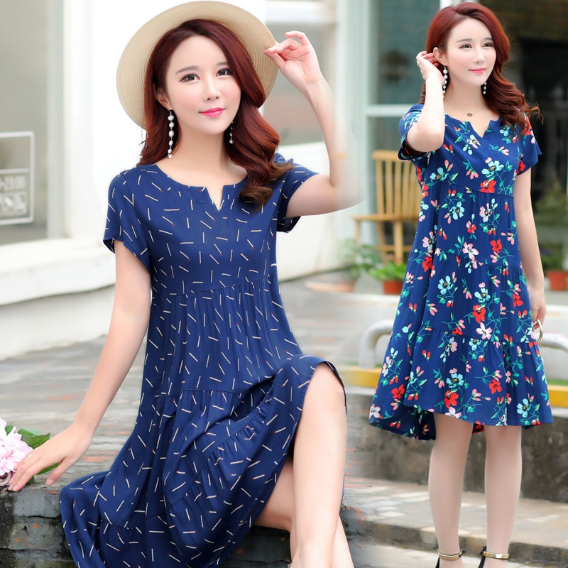 Женское платье с цветочным принтом, элегантное облегающее платье размера плюс, 5XL, 6XL, 7XL, зеленого, синего и красного цветов на лето 2020