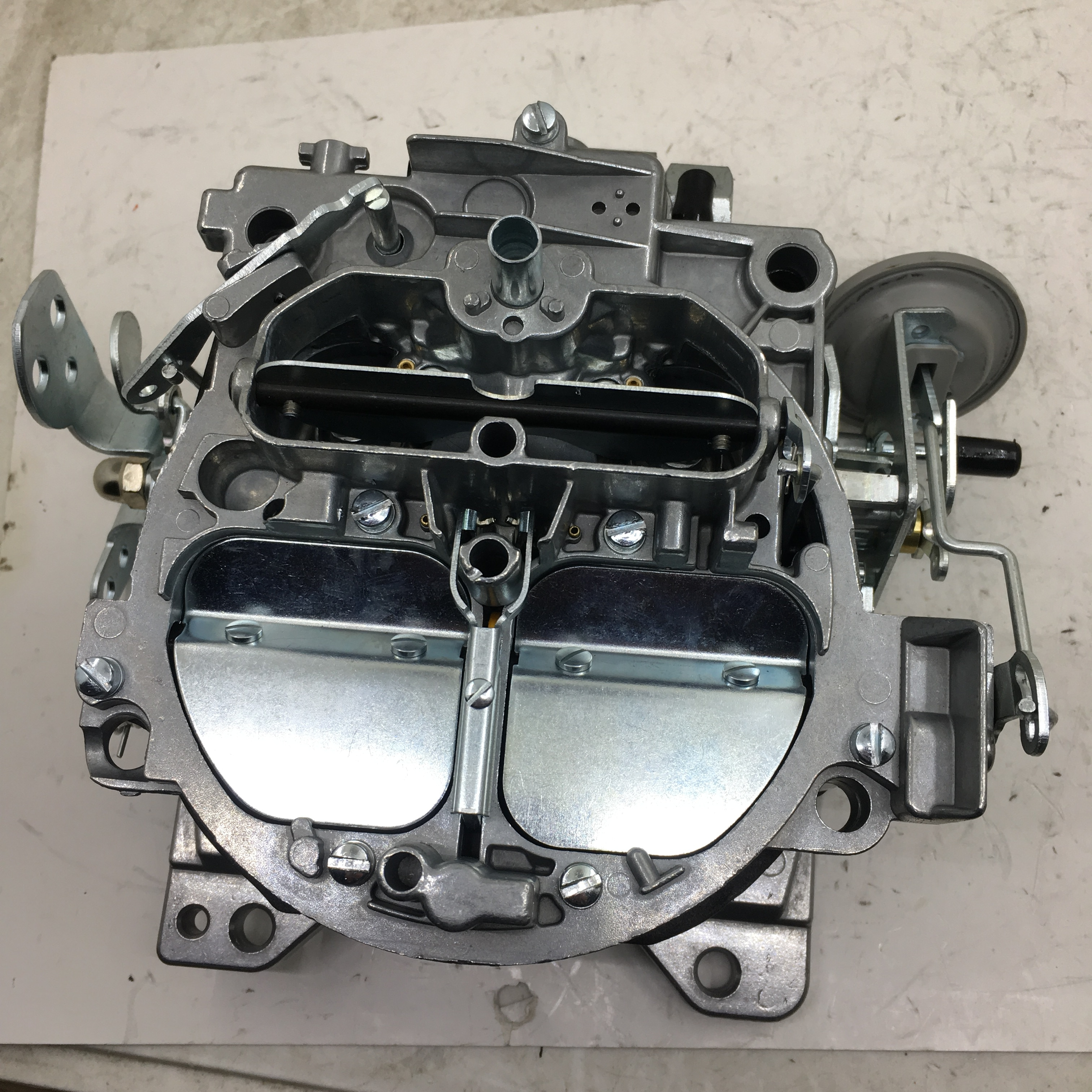 Carburador carb novo de sherryberg apto para chrysler 1985 - 1990 318ci 5.2l v8 e4me 4bbl rochester carburador 17085433