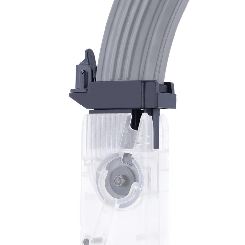 """Taktinis """"airsoft"""" dažasvydis 1K / 3K apvalus plastikinis BB - Šaudymas - Nuotrauka 6"""
