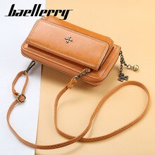 women purse  cross flower Large capacity wallet diagonal shoulder bag fashion buckle tassel lady's b