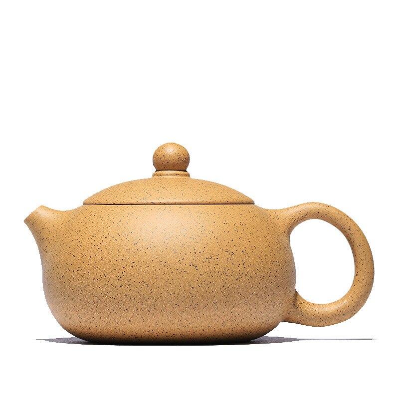 إبريق شاي زيشا الأصلي Xi Shi ، طقم شاي الكونغ فو الشهير ، مجموعة أكواب يدوية Yixing ، 250 مللي ، طقم شاي صيني ، إكسسوارات احتفالية