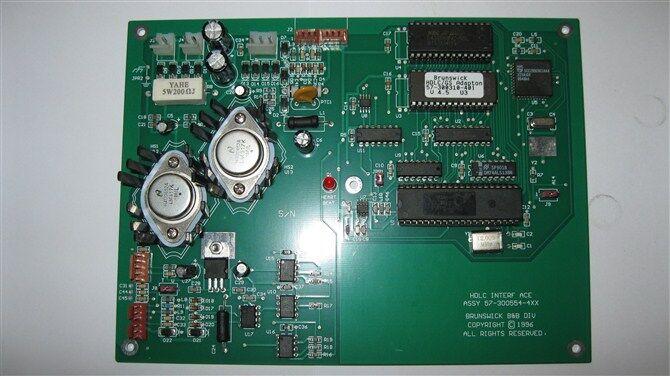 Brunswick  Bowling CPU item 57-300554-4XX