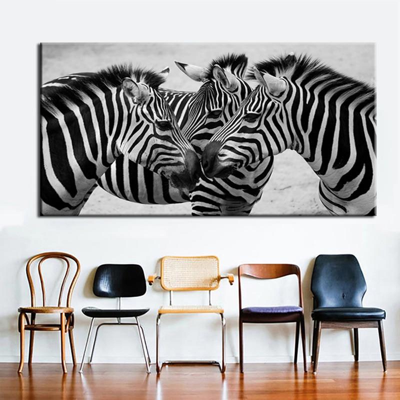 Large Three Zebras Animal 5D DIY Diamond painting Full Diamond embroidery mosaic large Black White Art  cross-stitch N402