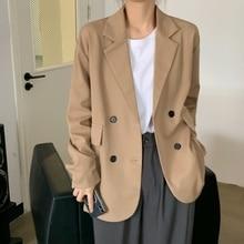 Net Red Small Suit Coat Women's Early Autumn 2021 New Korean Chic Versatile Temperament Long Sleeve
