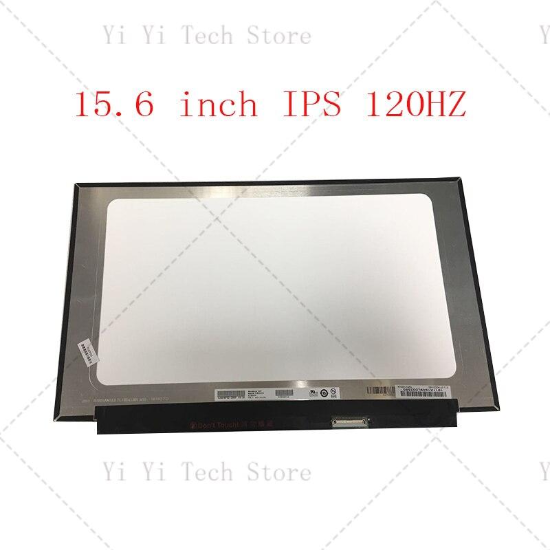 """15,6 """"FHD pantalla 120hz B156HAN13.0 LM156LFGL02 LM156LFGL 02 LM156LFGL01 LM156LFGL01 LCD LED de reemplazo de pantalla 120hz"""