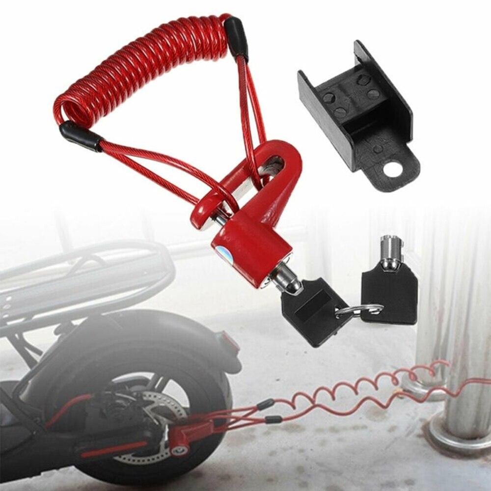 Bicicleta Scooter de freno de disco de bloqueo de los frenos de...