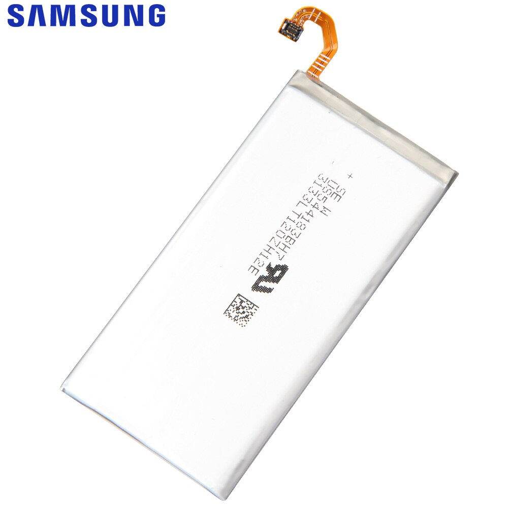 Original Samsung Replacement Battery EB-BA530ABE EB-BA530ABA For Galaxy A8 2018 Version SM-A530N A530N Genuine Battery 3000mAh enlarge