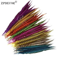 zpdecor 80 90 cm feathers for diy plume