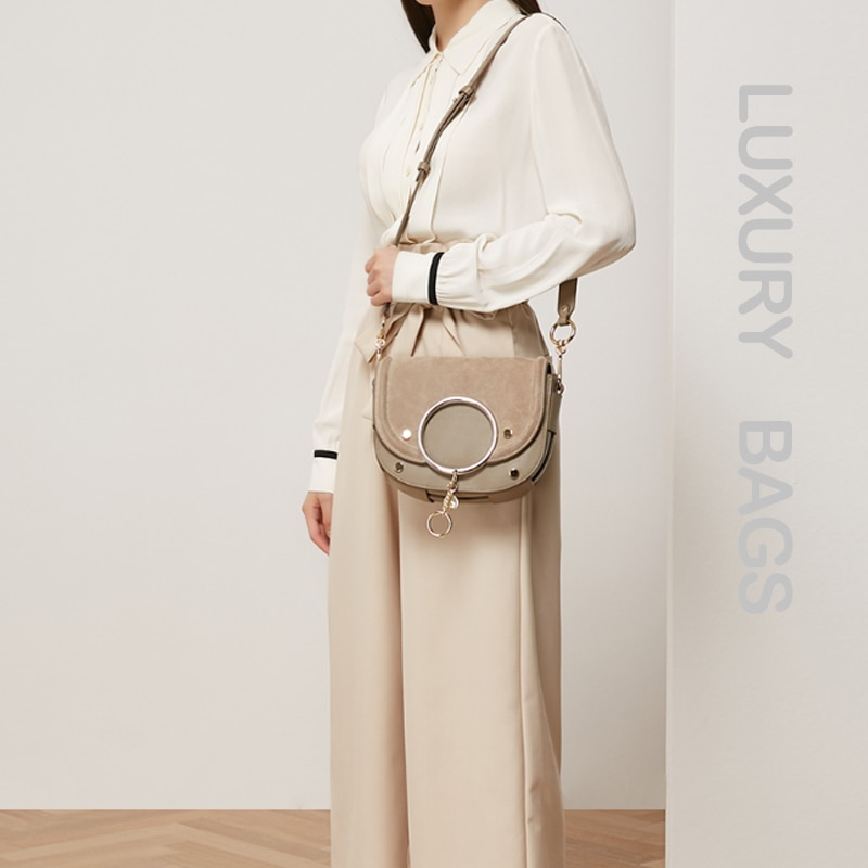 حقائب ذات علامة تجارية فاخرة حقيبة نسائية مشهورة حقيبة كلاسيكية بكتف واحد حقيبة مائلة حقيبة يد نسائية جلدية