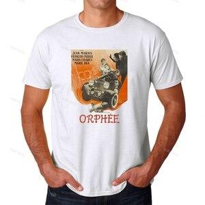 Orphée sarcastic tshirts for men