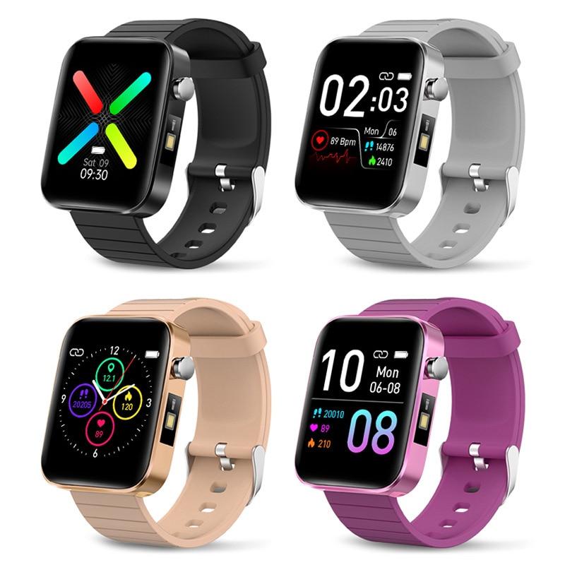 T68 Smart Watch Men Women Sports Watch Bracelet Men's Watches Smartwatch Heart Rate Sleep Monitor Women's Wristwatch Smart Clock