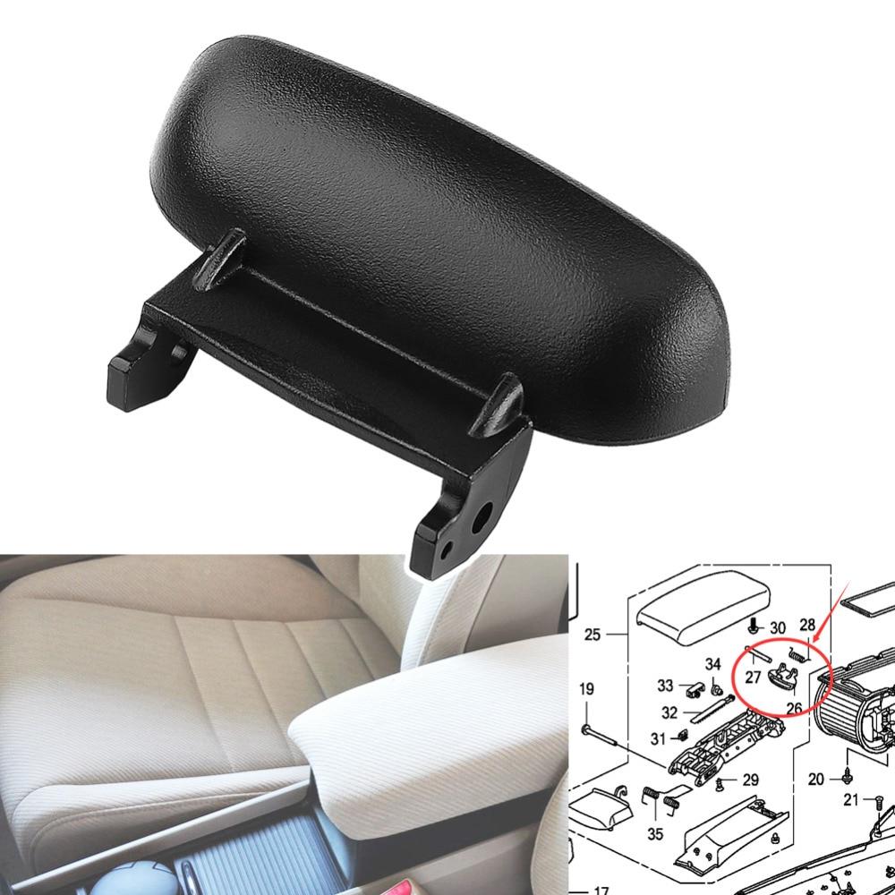 Reposabrazos de coche, cubierta de coche, cerradura, pestillo de consola central, se adapta al estilo de coche para Honda Civic 2006-2011 83451-SNA-A01ZA, accesorios