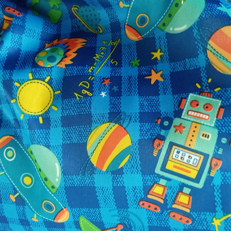 pororo sgs certificated new coming waterproof pul fabric for baby reusable diaper handmade cloth diaper fabric PORORO SGS certificated new coming waterproof PUL fabric for baby reusable diaper, handmade cloth diaper fabric