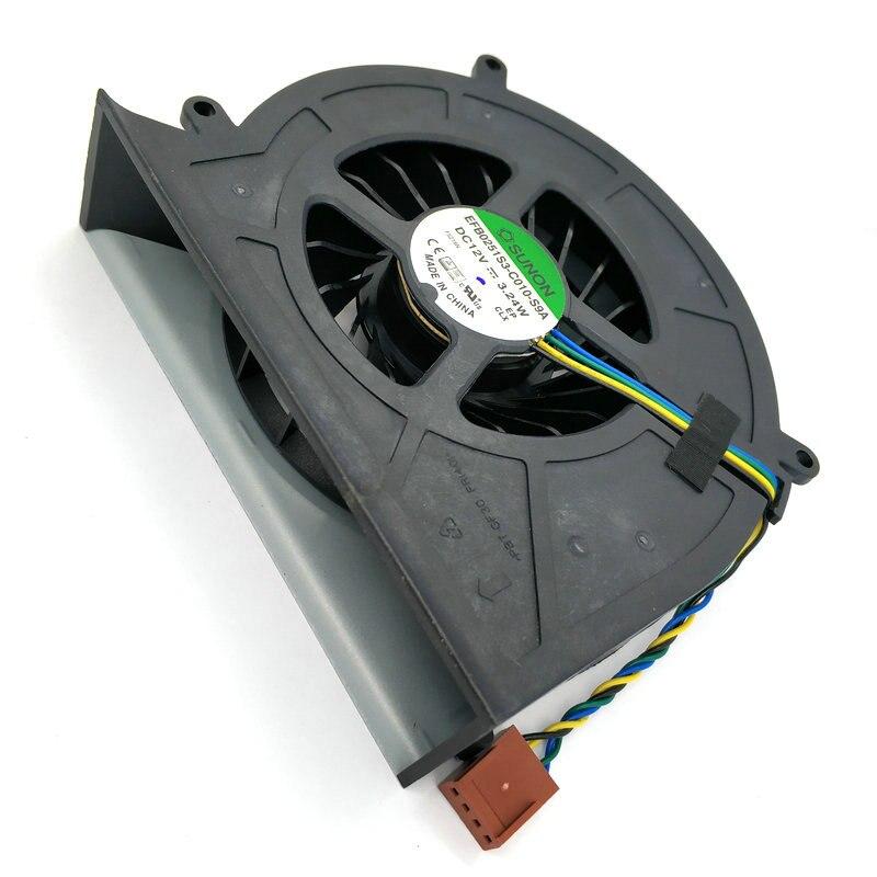 EFB0251S3-C010-S9A nuevo ventilador Original de la cpu del ordenador portátil para lenovo thinkcenter s510 s590 s770 s710 GPU Edge 91z S7