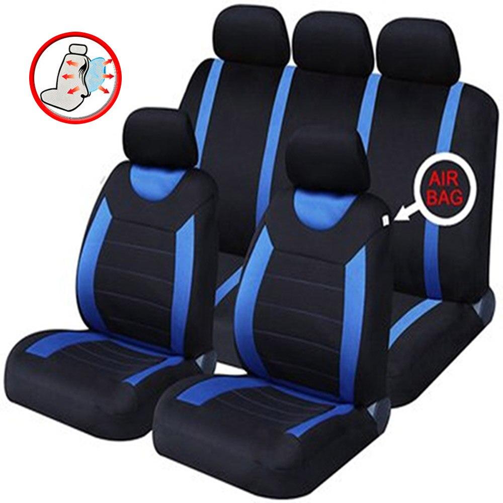 Coche Set de funda de asiento Interior Accesorios cubierta de asiento de...
