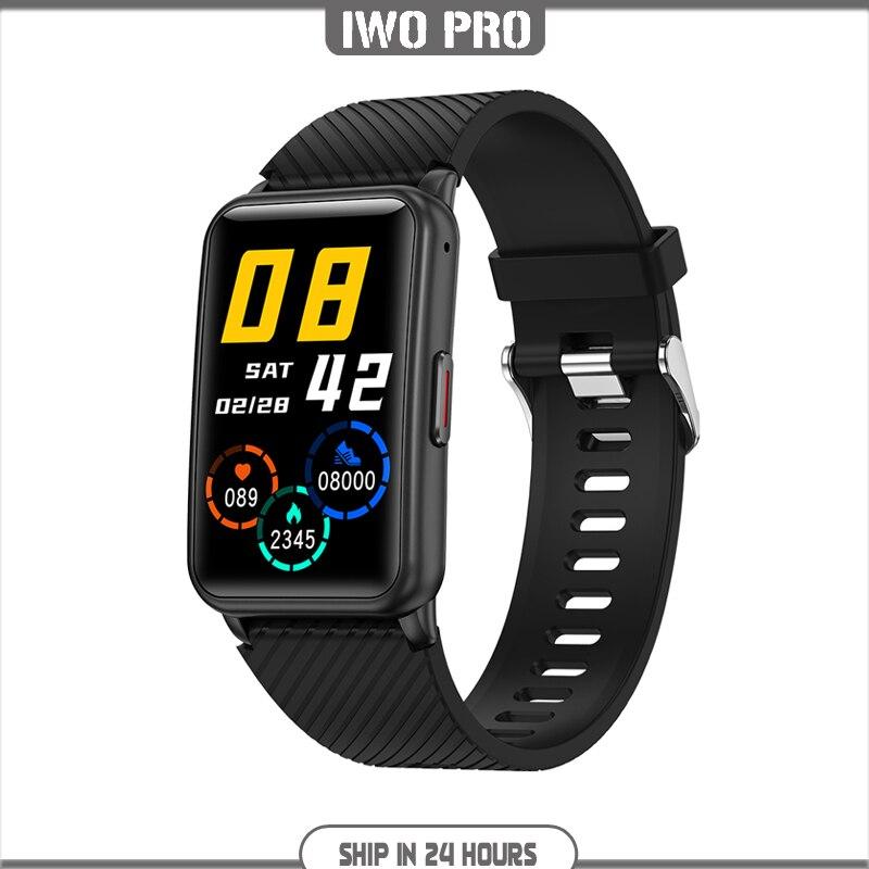 Review IWO PRO H96 Smartwatch Bluetooth Call Smart Watch Music Playback Men Women Heart Rate Blood OxygenTest Fitness Bracelet Man