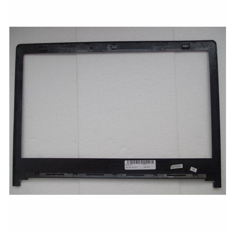 Novo para Lenovo Ideapad S436 S40-70 Lcd Frente Moldura Capa Ap0sb000300 S400 S410 S405 S435