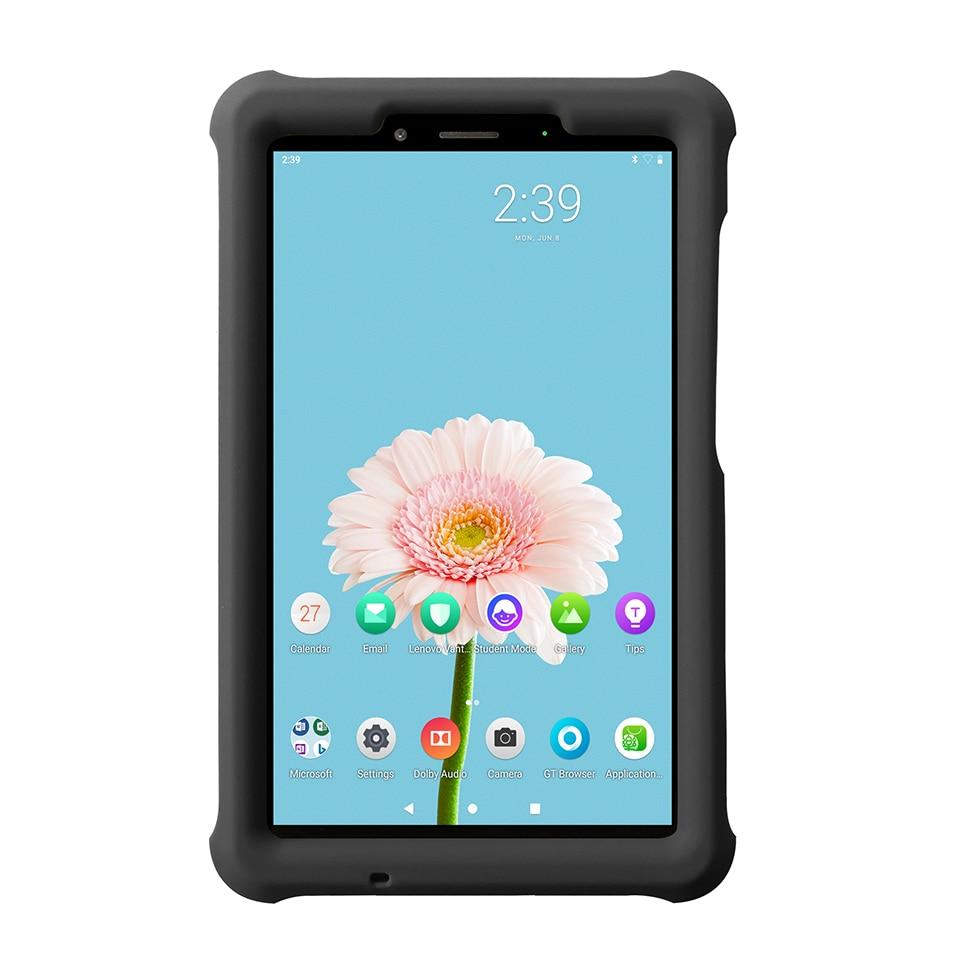 Силиконовый прочный ударопрочный чехол MingShore для планшета Lenovo Tab M7 Cover 7,0 ТБ 7305F L X Чехлы для планшетов и электронных книг      АлиЭкспресс