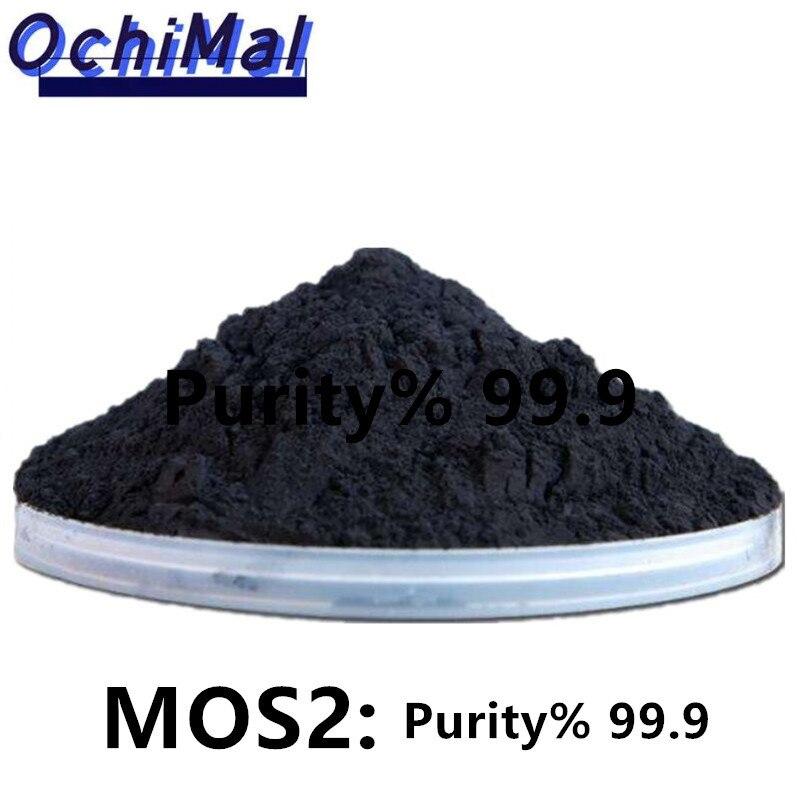 tungsten disulfide / molybdenum disulfide / tungsten disulfide powder / 100 Gram WS2 MoS2 High Purity Powder Lubricant 99.9% недорого