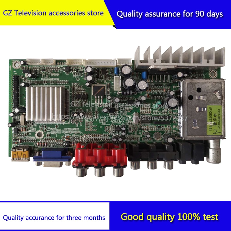 Boa qualidade para P4205 mainboard TM10E isS42AX-YB08 V1.0 6003060033 tela