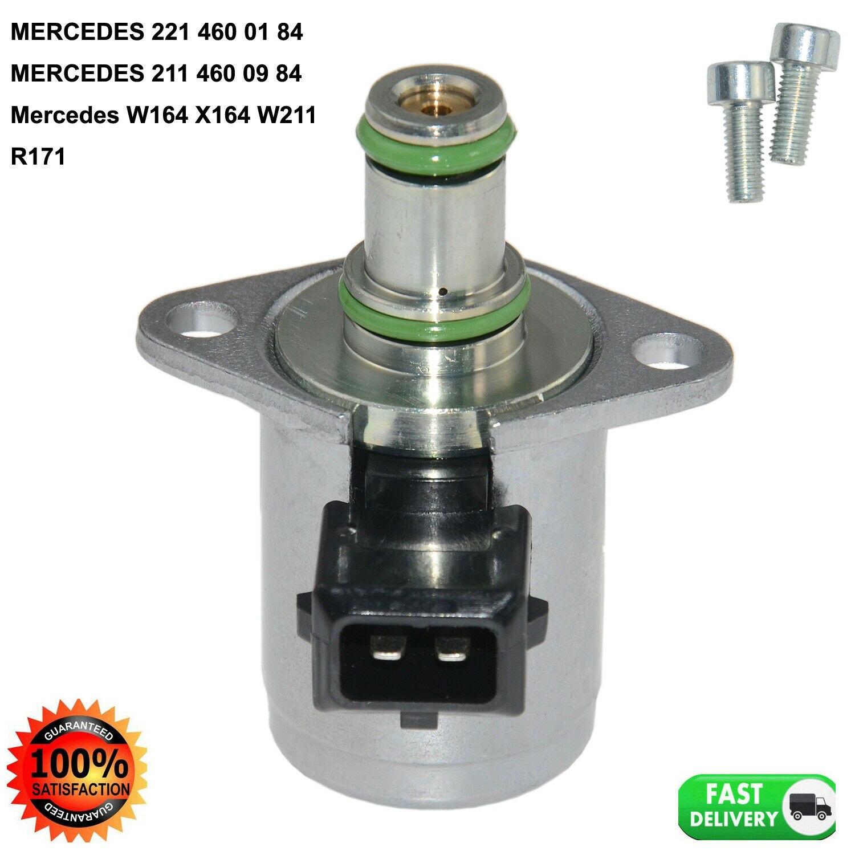 AP02 dirección asistida válvula dosificadora para Mercedes C/CL/CLK/E/GL/ML/R/S/SL/SLK 230 SLK 240, 280, 300, 320, 350, 450, 400, 430, 500, 550, 600