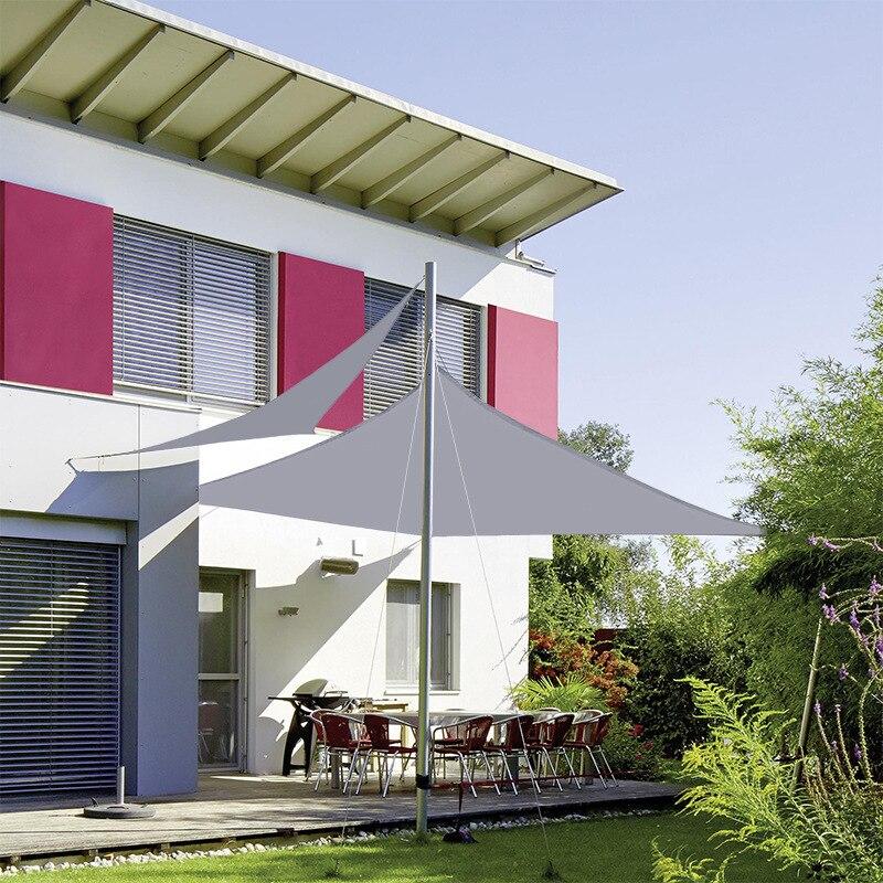 УФ-защита для дома и сада, Солнцезащитный навес для плавания, двора, паруса, пляжа, автомобиля, тент от солнца, тент, тент от солнца, водонепро...