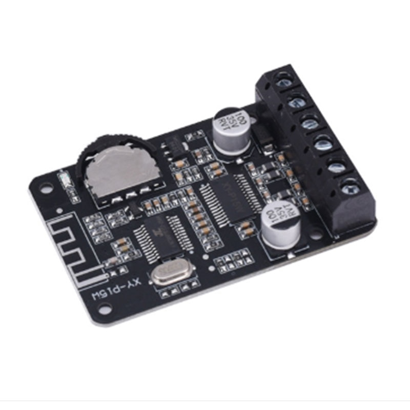 20W Stereo Bluetooth Power Amplifier Board 12V / 24V High Digital XY-P15W Without Shell