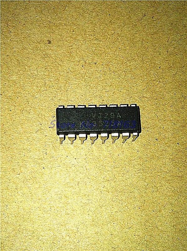 10 unids/lote KA3525A KA3525 DIP-16 en Stock
