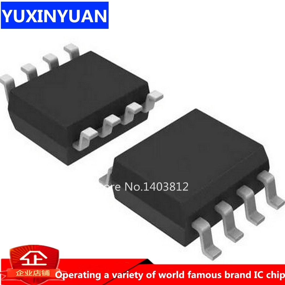 1 piezas MCP6002T-I/SN MCP6002 SOP8