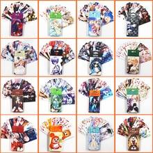 Hombre del Anime naipes Anime Card periférico de animé regalos de vacaciones