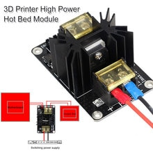 30A Высокая мощность Подогрев кровать расширения силовой модуль 3d части принтера MOS трубка высокий ток MOSFET материнская плата часть для RAMPS 1,4