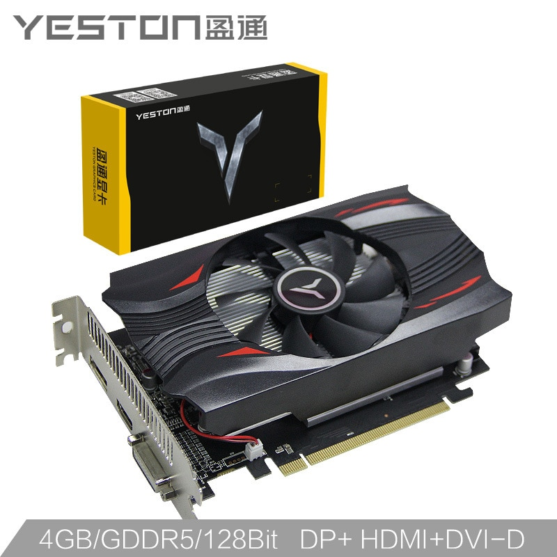RX560D 4G D5 Extreme Edition Computer Game Desktop Graphics Brand New