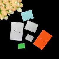 rectangle frame metal cutting dies lace frame template scrapbooking embossing craft knife mould blade punch stencil decorative