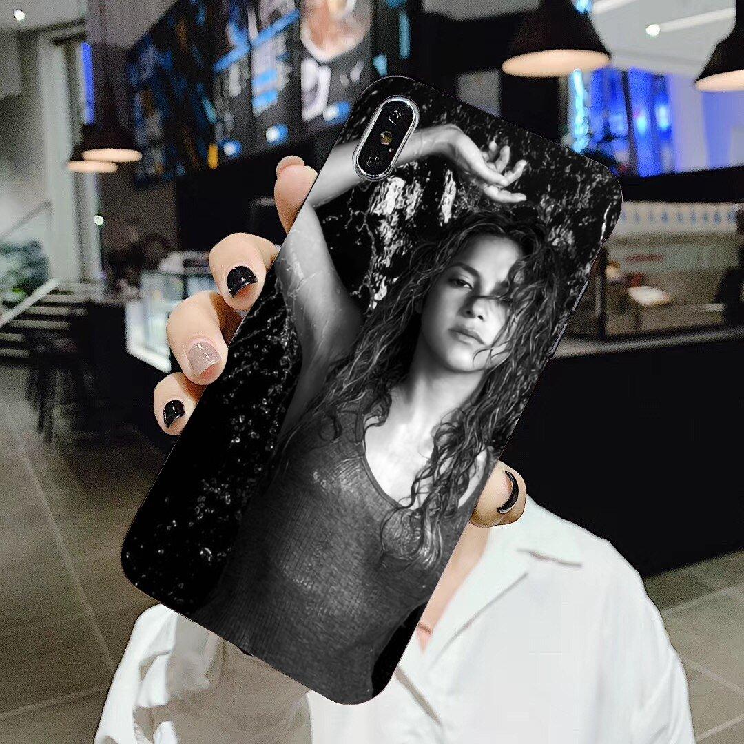 Shakira Mode Columbia singer Silicone Phone Covers For Huawei G7 G8 P7 P8 P9 P10 P20 P30 Lite Mini Pro P Smart 2017 2018 2019